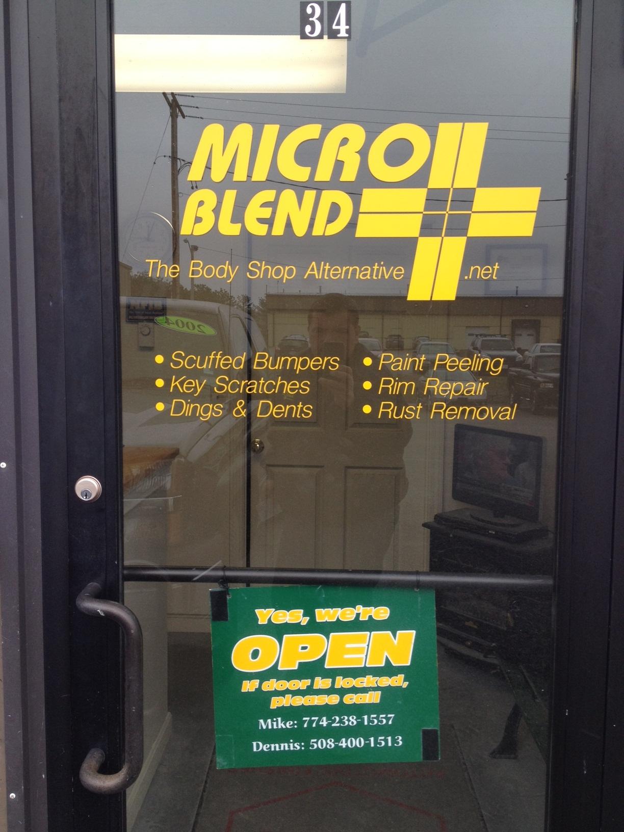 MicroBlend