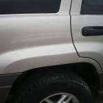Dent Repair - After