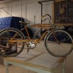 antique bike restoration