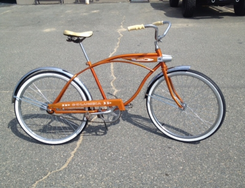 Restoring Uncle Billy's Antique Bicycle