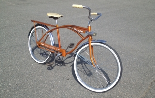 antique bike restoration