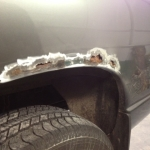Truck Rust Restoration