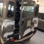 Land Rover Restoration