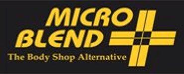 MicroBlend Plymouth Retina Logo