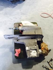 Motor - Before