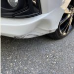 dented bumper repair