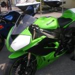 Motorcycle Body Repair