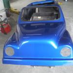 go-cart restoration