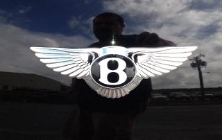 Bentley repair job