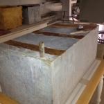 Antique 7-Up Cooler Restoration