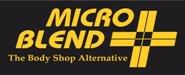 MicroBlend Plymouth Logo